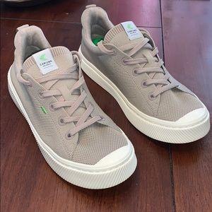 Cariuma IBI Bamboo knit sneakers